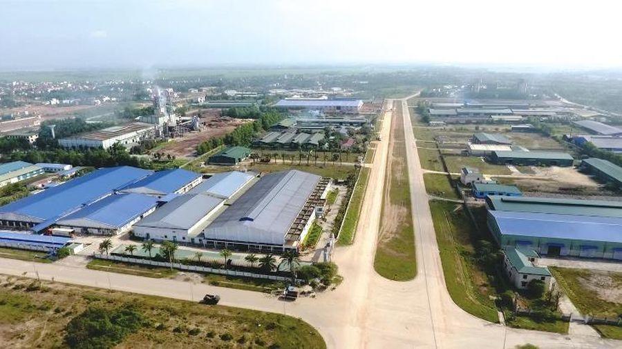 Duyệt điều chỉnh tổng thể Quy hoạch chung xây dựng Khu kinh tế Đông Nam Nghệ An