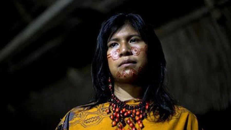 Những điều kỳ bí của các nữ thổ dân Ashaninka trong rừng Amazon