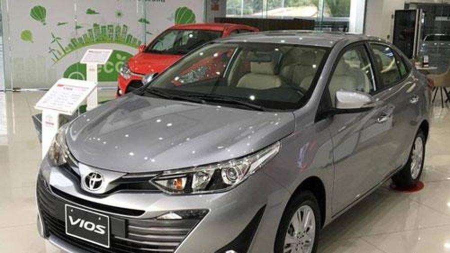 Vì sao Toyota Vios bản số sàn đắt khách hơn các bản còn lại?