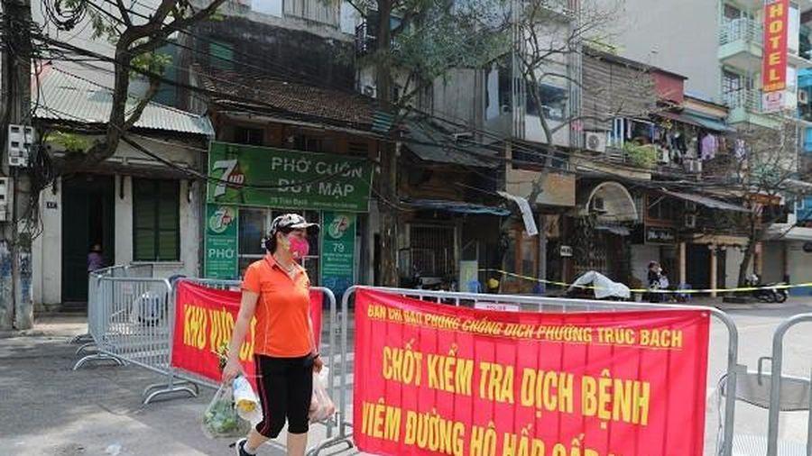 Việc các địa phương yêu cầu cách ly người đến từ Hà Nội là không đúng