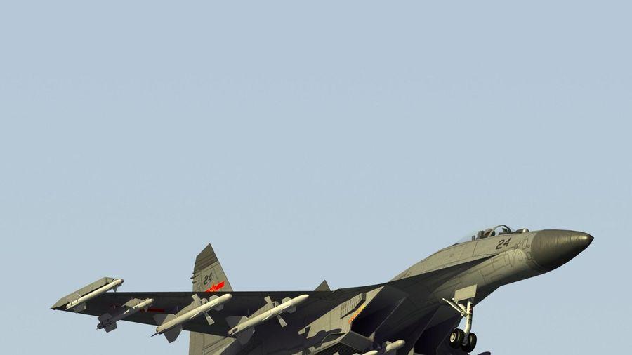 Phi đội chiến đấu cơ J-11 Trung Quốc vừa chạm mặt F-16 của Đài Loan