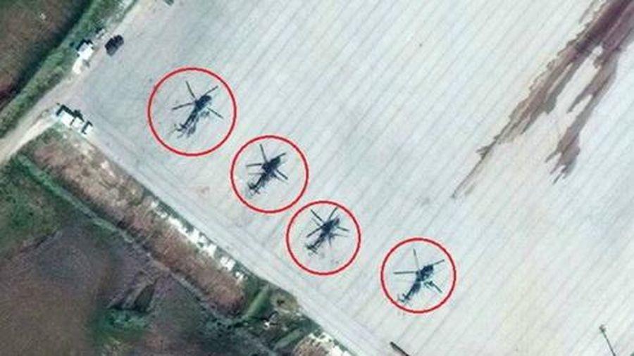 Vệ tinh Mỹ phát hiện căn cứ không quân bí mật của Nga có quy mô sánh ngang Hmeimim