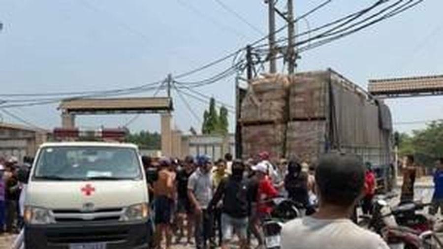 Đồng Nai: Lái xe tải bị điện giật tử vong do bất cẩn