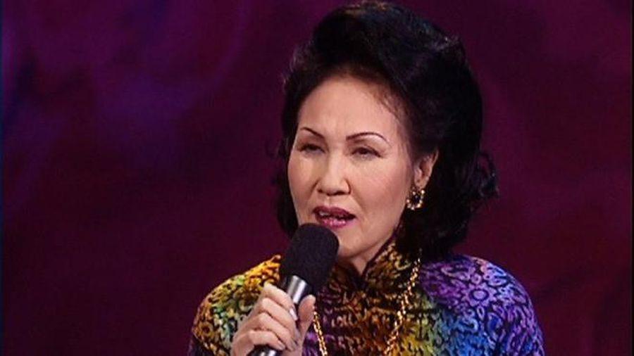 Thái Thanh tiếng hát vượt thời gian của Ngày xưa Hoàng thị