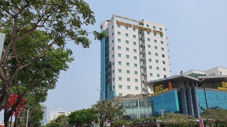 Bên trong khách sạn tại Đà Nẵng tự nguyện thành khu cách ly