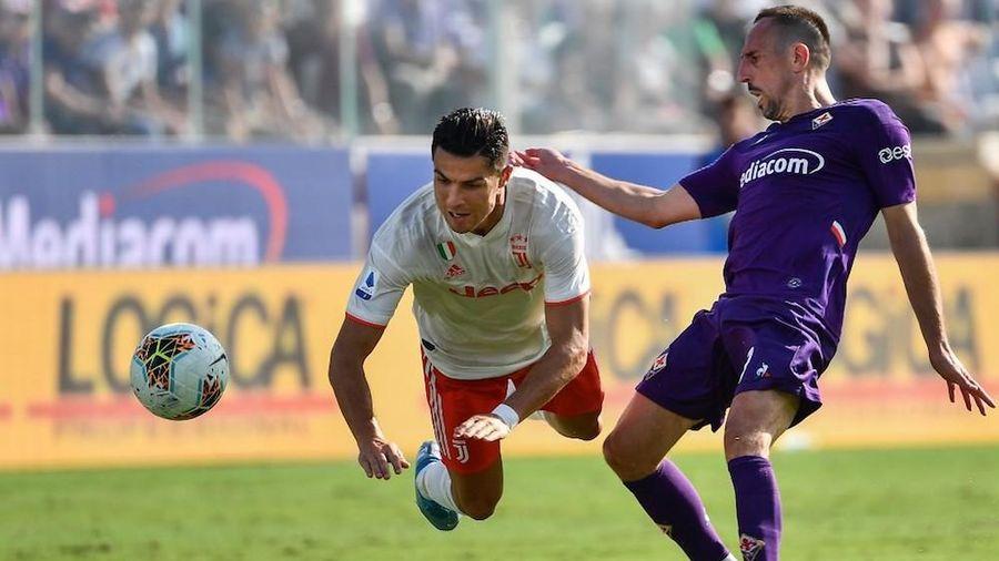 Ribery tặng tiền cho CLB Fiorentina hỗ trợ điều trị COVID-19