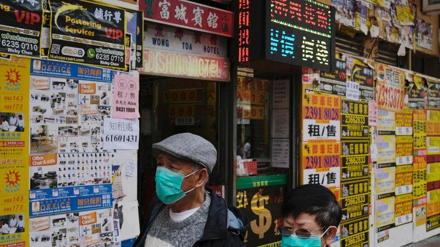 Số ca nhiễm mới kỷ lục trong 1 ngày ở Hong Kong, Đài Loan và Singapore