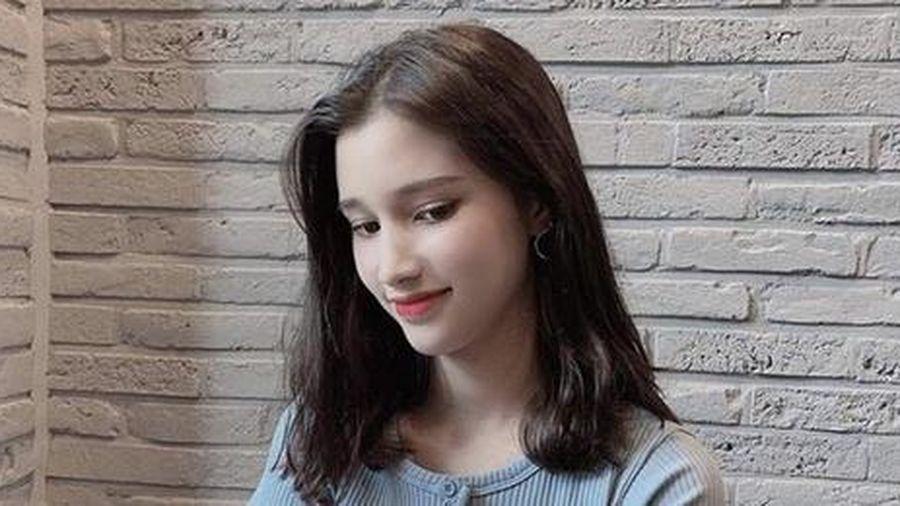 Em gái 'hoàng tử lai' Kpop