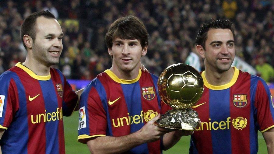 5 tiền vệ nổi tiếng chưa một lần được trao Quả bóng vàng