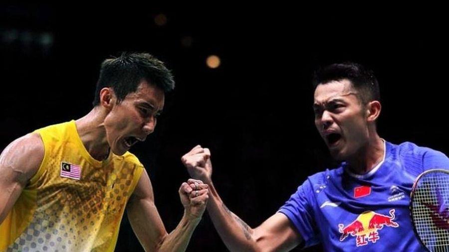 Những pha cầu đẳng cấp giữa Lin Dan và Lee Chong Wei
