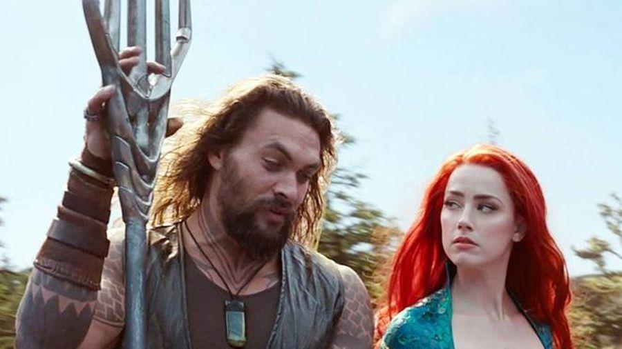 Khán giả không muốn Amber Heard tham gia 'Aquaman'