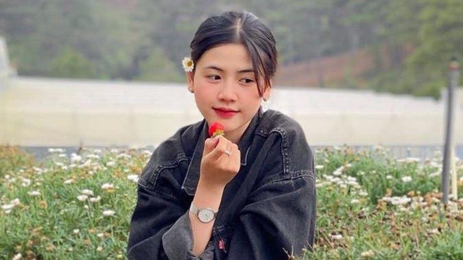 Khu vườn kem dâu, cúc họa mi hút giới trẻ ở Đà Lạt