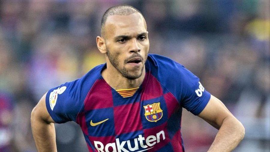 Tân binh Barca trở về Madrid vì không tìm được nhà