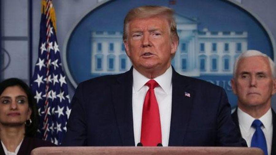Mỹ: Số ca nhiễm Covid-19 lên hơn 7.000, ông Trump sẽ kích hoạt luật quốc phòng đối phó đại dịch