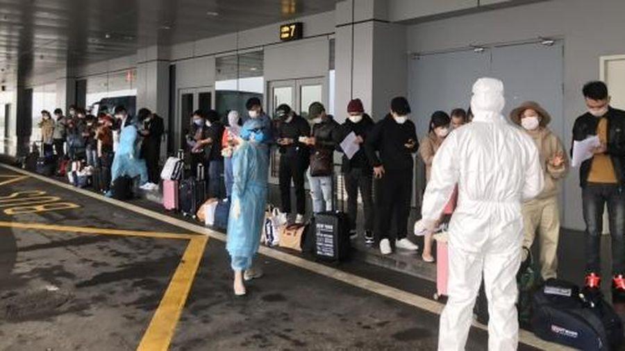 Sân bay Vân Đồn đón thêm 2 chuyến bay từ Nhật Bản