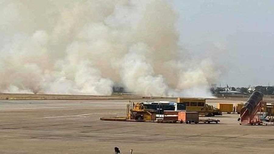 Lập tổ điều tra máy bay nổ lốp ở Tân Sơn Nhất