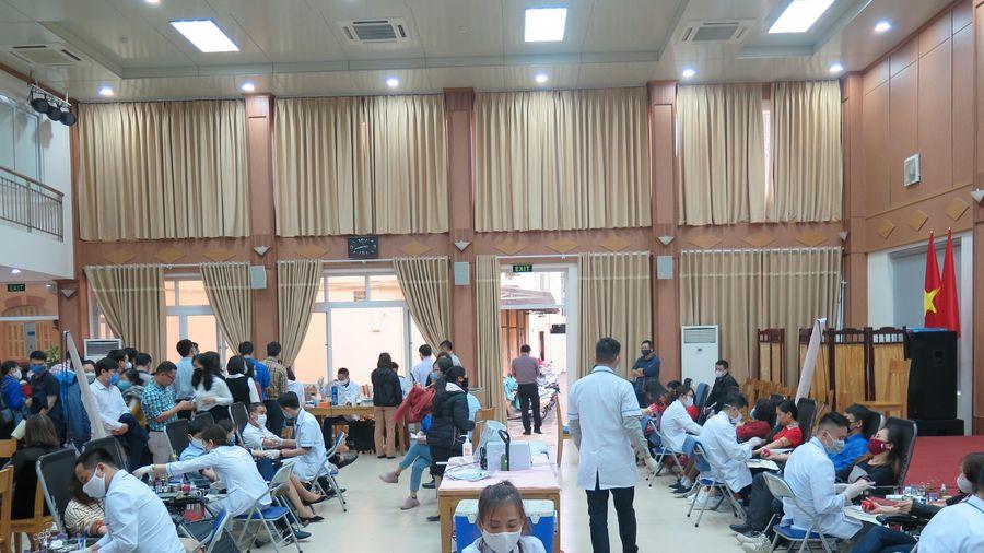 BHXH Việt Nam tổ chức 'Hiến máu an toàn – đừng ngại COVID'