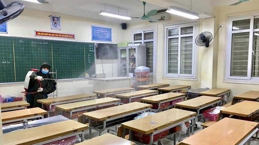 Đề xuất gỡ khó cho các cơ sở giáo dục để ứng phó dịch Covid-19