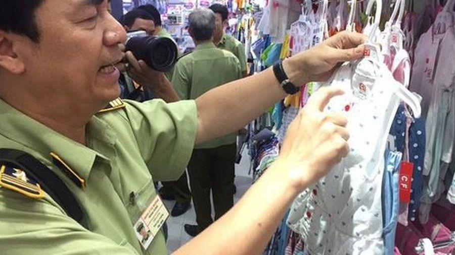 Tổng cục Quản lý thị trường: Ông Trần Hùng có dấu hiệu 'vượt quá thẩm quyền'