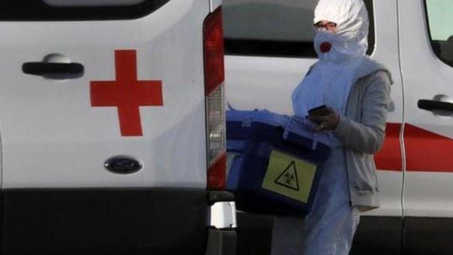 Covid-19: Nga có ca tử vong đầu tiên, ca nhiễm tăng mạnh