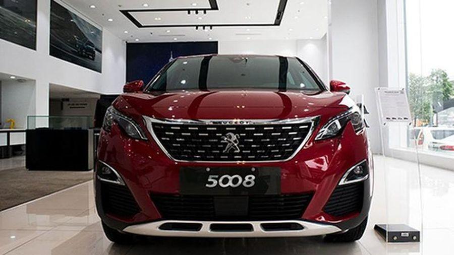 Cận cảnh Peugeot 5008 mới từ 1,199 tỷ đồng tại Việt Nam