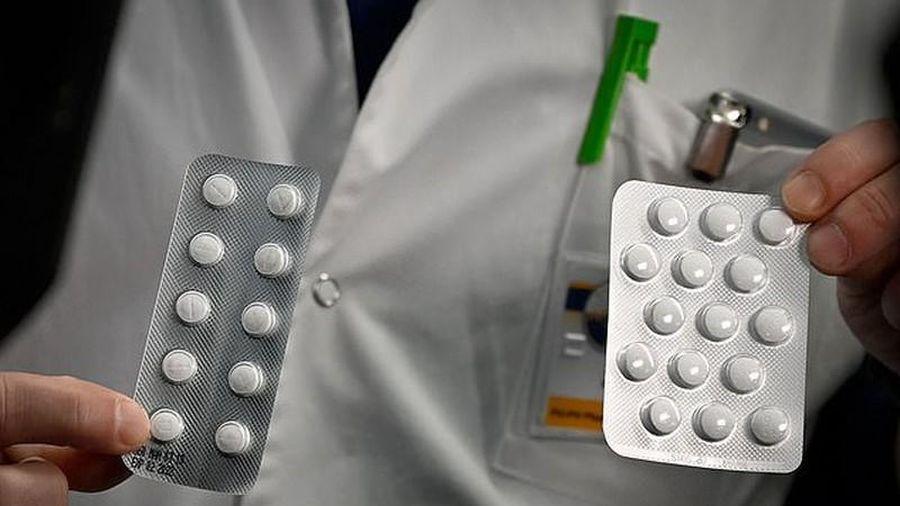 Sự thật thuốc trị HIV, sốt rét chữa khỏi Covid-19?