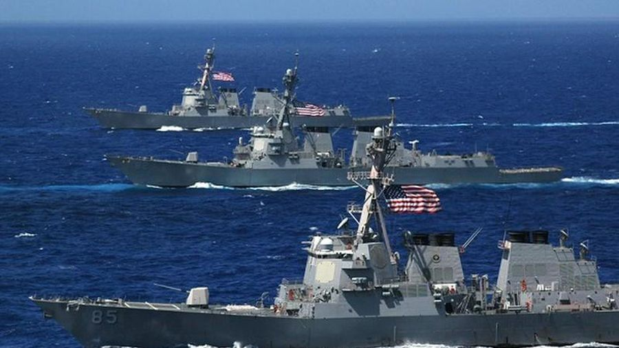 Tiếc nuối: Mỹ dự định cho 27 siêu khu trục Arleigh Burke về hưu sớm?