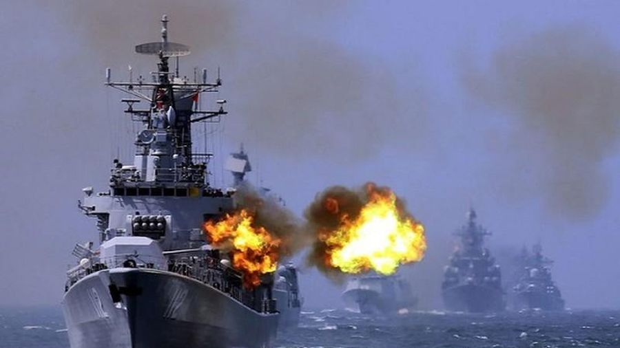 Trung Quốc sẽ dùng vũ khí phi sát thương để đối đầu Mỹ ở Biển Đông?