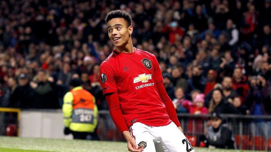 Ngôi sao 18 tuổi lọt danh sách 10 ngôi sao đắt giá nhất Man United
