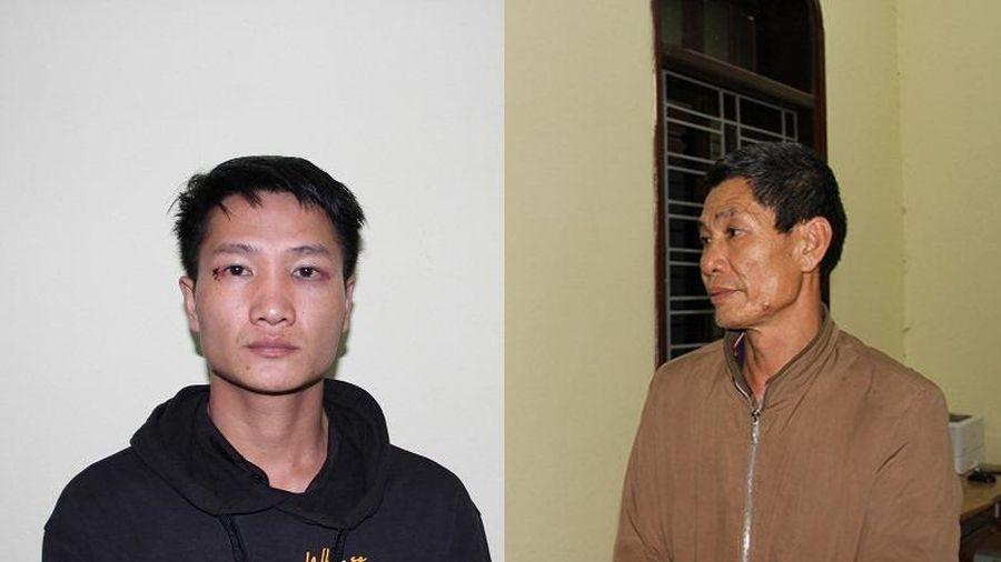 Hưng Yên: Bắt giữ hai bố con đâm chết người tại trụ sở UBND xã