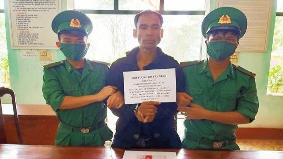 Triệt xóa tụ điểm ma túy ở khu vực biên giới Quảng Trị