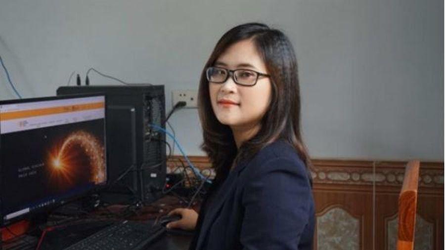 Chân dung cô giáo Việt Nam lọt top 50 giáo viên xuất sắc toàn cầu