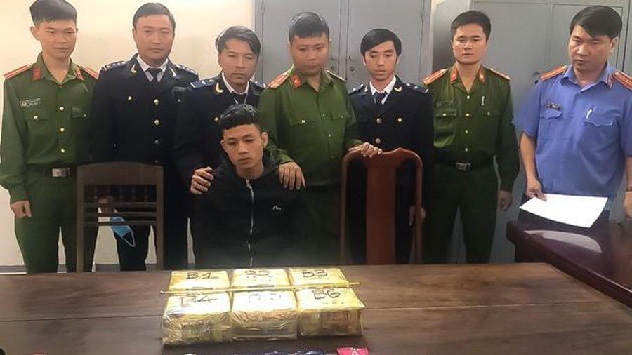 Bắt 9X vận chuyển 6kg ma túy đá cùng 3.000 viên ma túy tổng hợp