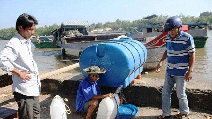 Gần 160 nghìn hộ dân ĐBBSCL có thể thiếu nước sinh hoạt nghiêm trọng