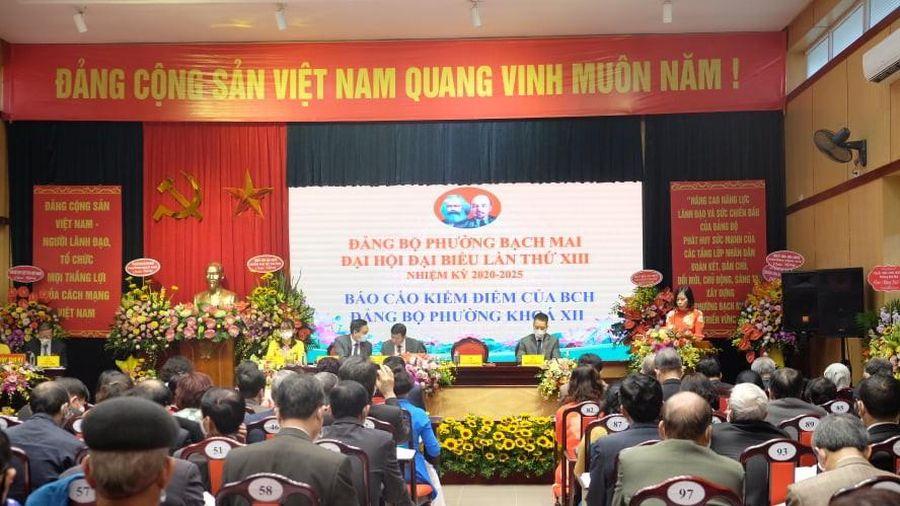 Quận Hai Bà Trưng, huyện Phú Xuyên tổ chức Đại hội điểm cấp cơ sở