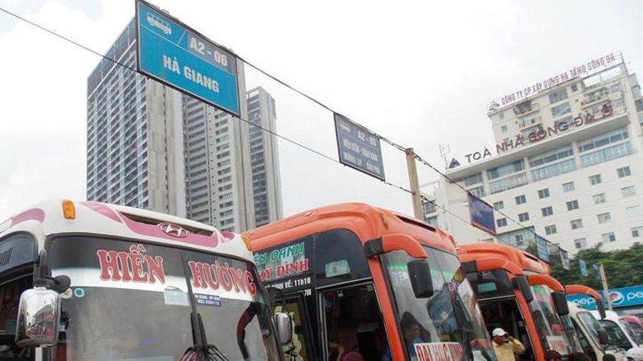 Hà Nội yêu cầu nhà xe thông báo lý do khi cắt giảm tuyến