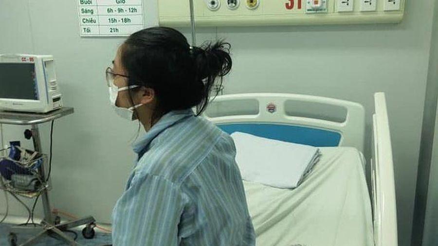 Bệnh nhân 18 hoàn toàn khỏe mạnh, bệnh nhân số 17 âm tính lần 1