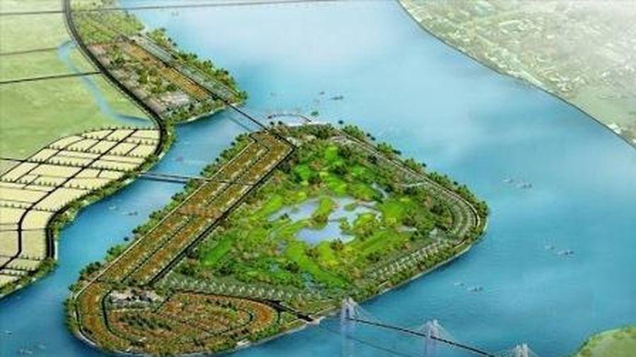 Quảng Ngãi: Phê duyệt nhiệm vụ Quy hoạch chi tiết tỷ lệ 1/500 Khu đô thị sinh thái Đảo Ngọc