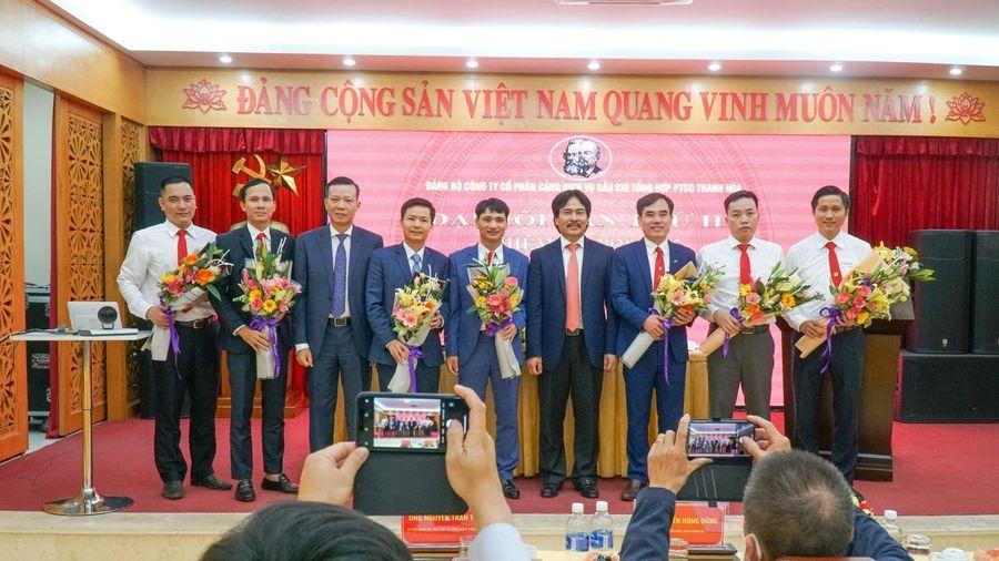 PTSC Thanh Hóa tổ chức thành công Đại hội Đảng bộ lần thứ III, nhiệm kỳ 2020 - 2025
