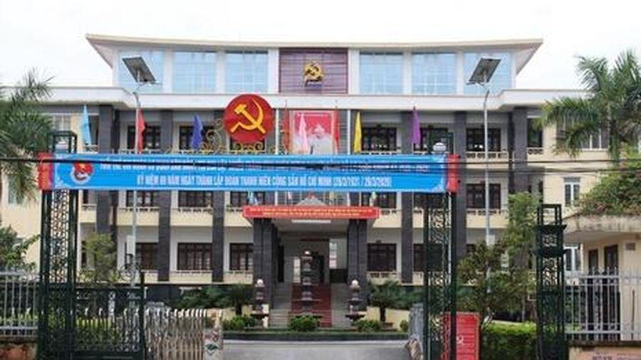 UBKT Trung ương vào cuộc làm rõ vụ huyện Yên Định nợ 52 tỷ đồng