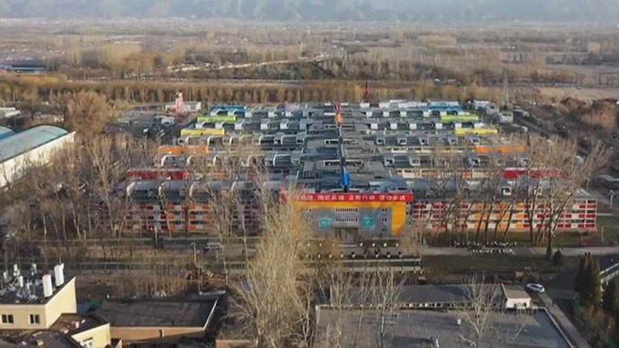 Số ca nhiễm mới tăng lên, Trung Quốc mở lại bệnh viện dã chiến