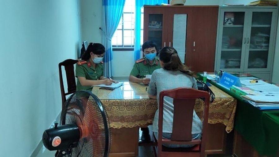 Bịa tin 'báo động đỏ về dịch bệnh', 4 người ở Quảng Nam bị phạt 45 triệu