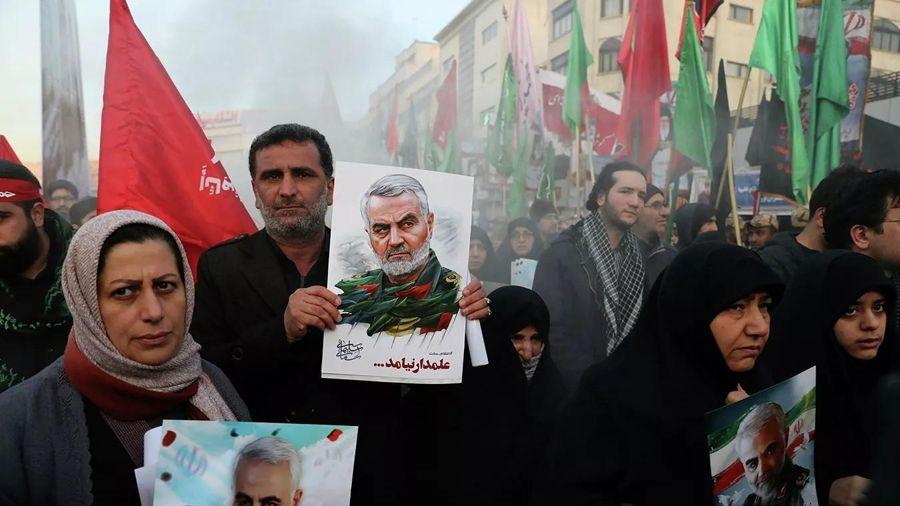 Iran 'bất ngờ' tuyên bố tiếp tục trả thù vụ ám sát Tướng Qasem Soleimani