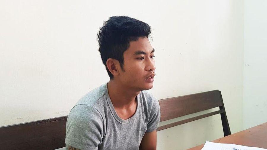 Quảng Nam: Kẻ chuyên đập cửa kính xe ô tô trộm tài sản sa lưới pháp luật