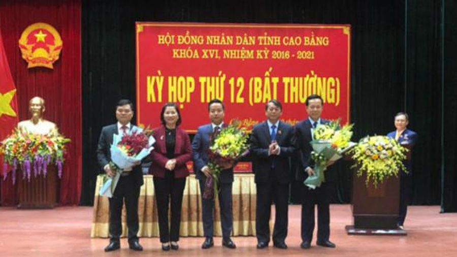 Cao Bằng có Phó Chủ tịch tỉnh mới