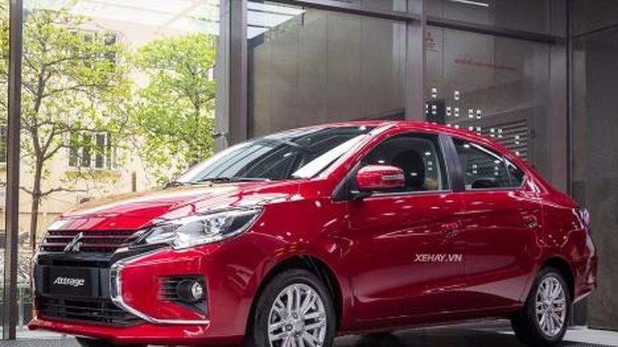 Trước khi gây sốt vì giá rẻ, ô tô 375 triệu vừa về Việt Nam của Mitsubishi vì sao ế ẩm