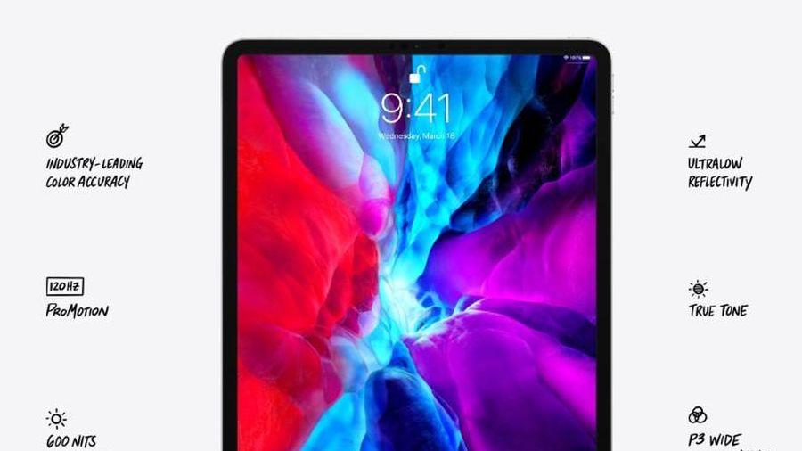iPad Pro 2020 ra mắt: A12Z Bionic, màn liquid retina, giá từ 799 USD