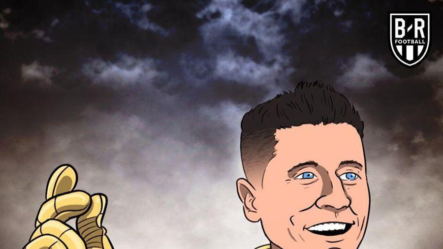 Ảnh chế: Tom Starke chơi 12 trận giành 14 danh hiệu, nhiều hơn Arsenal và Tottenham cộng lại