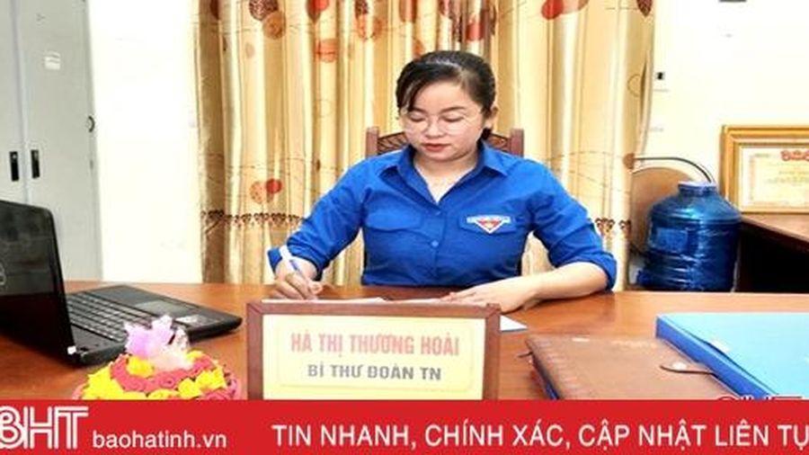 Nữ Bí thư Đoàn phường trăn trở phát triển công tác đoàn