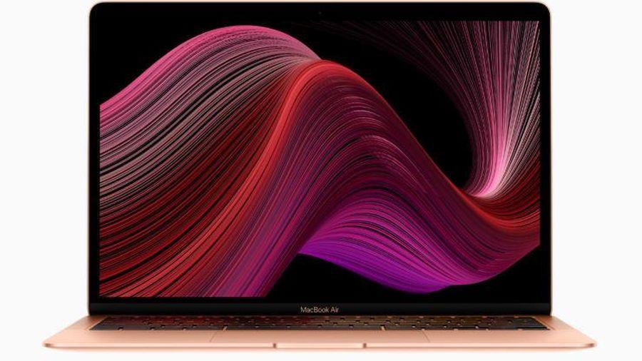 Apple mang trở lại bàn phím cắt kéo trên mẫu MacBook Air 2020 mới